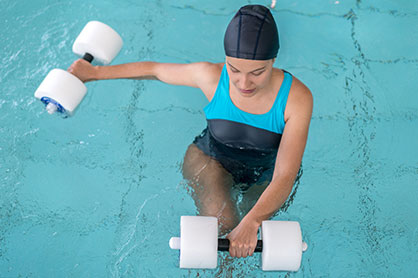 Aquatic Therapy | BSWRehab